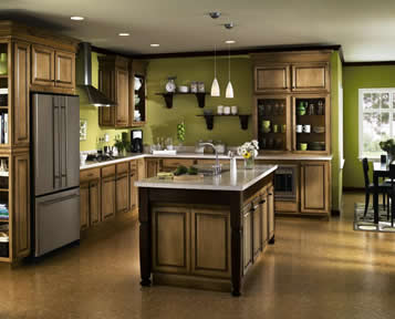 maple wood kitchen cabinets by aristokraft cabinetry warm maple